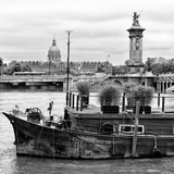 Paris sur Seine Collection - Afternoon in Paris I Photographic Print by Philippe Hugonnard