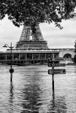 Paris sur Seine Collection - Along the Seine IX Photographic Print by Philippe Hugonnard