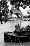 Paris sur Seine Collection - Liberty Tower Photographic Print by Philippe Hugonnard