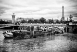 Paris sur Seine Collection - Afternoon in Paris V Photographic Print by Philippe Hugonnard