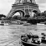 Paris sur Seine Collection - Vedettes de Paris II Photographic Print by Philippe Hugonnard