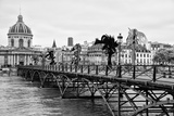 Paris sur Seine Collection - Pont des Arts IV Photographic Print by Philippe Hugonnard