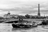 Paris sur Seine Collection - Instant in Paris Photographic Print by Philippe Hugonnard