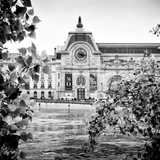 Paris sur Seine Collection - Musee d'Orsay V Photographic Print by Philippe Hugonnard