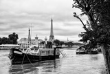 Paris sur Seine Collection - Boat Ride Photographic Print by Philippe Hugonnard