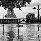 Paris sur Seine Collection - Along the Seine VIII Photographic Print by Philippe Hugonnard