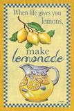 Make Lemonade Posters by Todd Williams