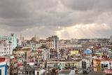Cuban Skyline I Poster by Karyn Millet