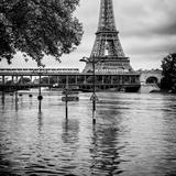 Paris sur Seine Collection - Along the Seine VI Photographic Print by Philippe Hugonnard