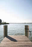 Dock View I Posters by Karyn Millet