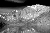 Convict Lake BW Prints by Douglas Taylor