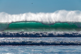 Waves in Cayucos III Prints by Lee Peterson