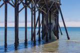 San Simeon Pier III Prints by Lee Peterson