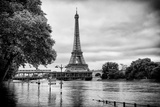 Paris sur Seine Collection - Along the Seine Photographic Print by Philippe Hugonnard