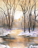 Snowy River Prints by Margaret Ferry
