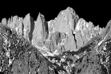 Mt. Whitney BW Prints by Douglas Taylor