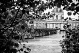 Paris sur Seine Collection - Pont des Arts and French Academy Photographic Print by Philippe Hugonnard