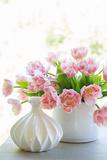 Tulip Bouquet I Poster von Karyn Millet