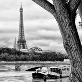 Paris sur Seine Collection - Parisian Trip II Photographic Print by Philippe Hugonnard