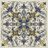 Tile Patterns I Prints by Margaret Ferry