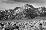 Mt. Williamson II BW Prints by Douglas Taylor
