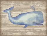 Providence Whale Prints by Paul Brent