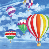 Balloons II Prints by Paul Brent