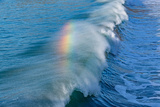 Rainbow Wave II Prints by Lee Peterson