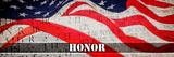 Honor Plakaty autor Alan Hausenflock