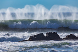 North Cayucos VI Prints by Lee Peterson