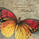 Butterfly I Prints by Kimberly Poloson
