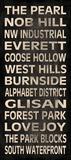 Portland I Print by N. Harbick