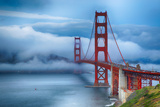 Golden Gate Bridge VI Prints by Rita Crane