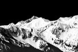 Mountains in Spring II Poster af Douglas Taylor