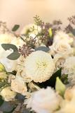 Wedding Flowers Print by Karyn Millet