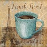 Bonjour Cafe I Art by Paul Brent