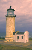 North Head Lighthouse Print by George Johnson