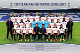 Tottenham- Team 16/17 Poster