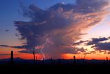 Twilight Lightning II Art by Douglas Taylor