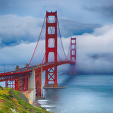 Golden Gate Bridge VII Prints by Rita Crane