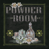 Powder Room Posters by Margaret Ferry