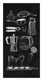 Julie Silver - Kitchen Fun I *Exclusive* Digitálně vytištěná reprodukce