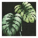 Julie Silver - Tropical Growth I *Exclusive* Digitálně vytištěná reprodukce