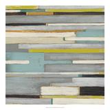 Julie Silver - Textile Texture II *Exclusive* Digitálně vytištěná reprodukce