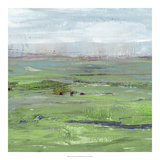 Verdent Vista II *Exclusive* Giclee Print by Julie Silver