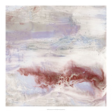 Serene Texture I *Exclusive* Giclee Print by Julie Silver