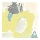 Julie Silver - Thinking in Circles I *Exclusive* Digitálně vytištěná reprodukce