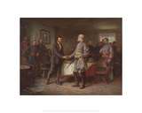 Let Us Have Peace Giclee Print by Jean Leon Gerome Ferris