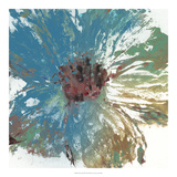 Water Floral III *Exclusive* Giclee Print by Julie Silver