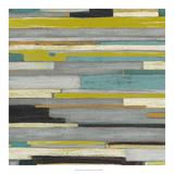 Julie Silver - Textile Texture I *Exclusive* Digitálně vytištěná reprodukce